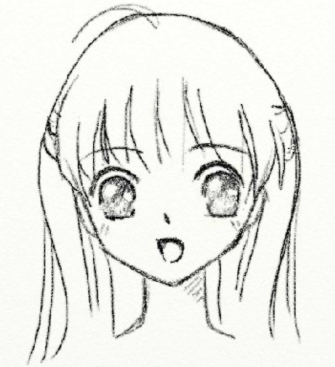 Kumpulan Mewarnai Gambar Sketsa Mata Anime Desain Interior