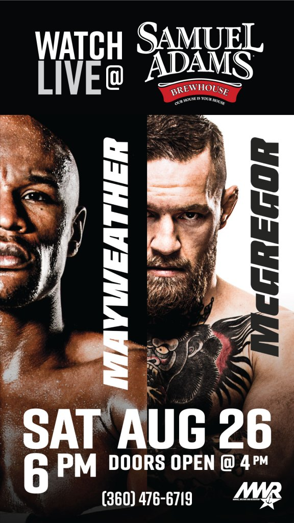 Mayweather vs. McGregor Fight Night