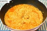 菊芋リゾットは熱いうちに召し上がれ!