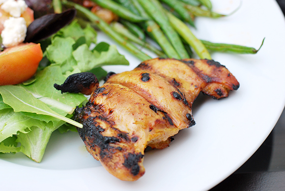 Easy Chicken Satay Marinade