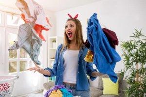 time saving laundry hacks for moms