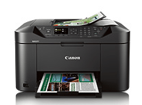 Canon MAXIFY MB2020 Support & Drivers Download