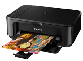Canon PIXMA MG3520 Support & Drivers Download