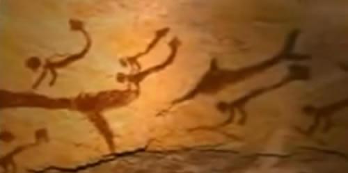 Sirenas en pinturas egipcias