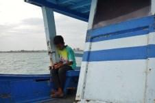 Barco para Koh Samed