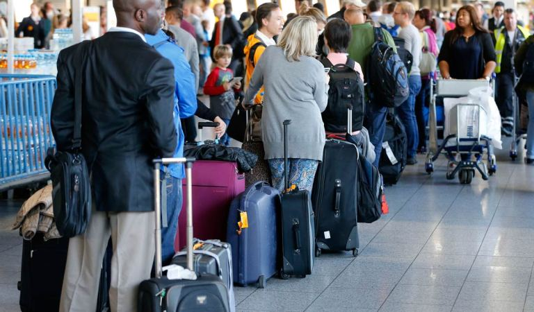 Tired Of Long Queues At The Airport? Here's An Answer