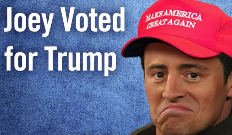 If FRIENDS Was Released in 2019: The One Where Joey Voted For Trump & Other Episodes