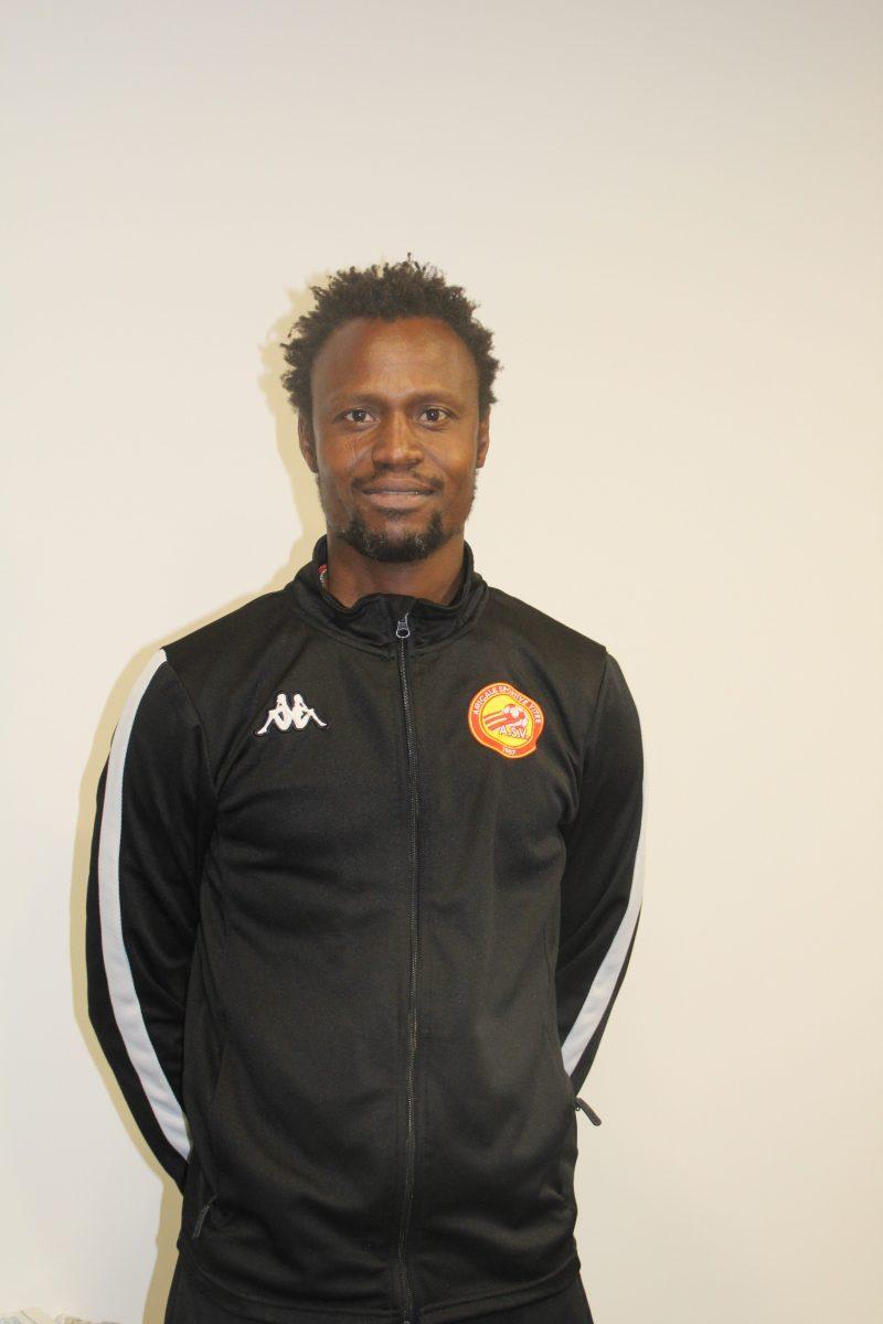 Julien KABORE Responsable U18 et Educateur U18 A