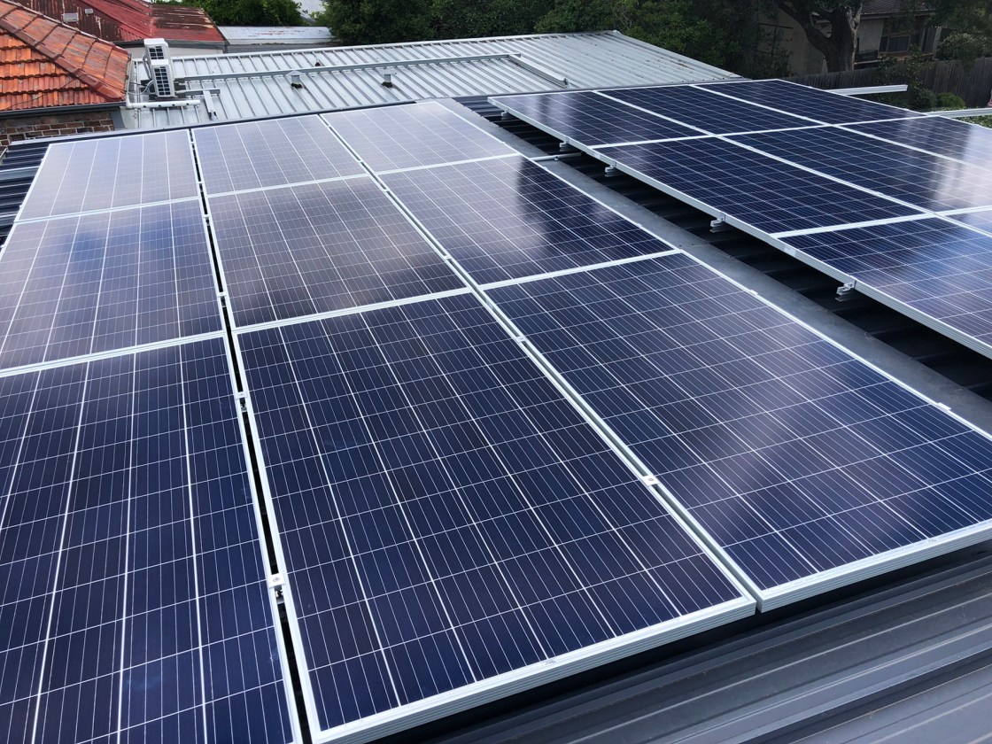 7.92kW Three-Phase Residential System