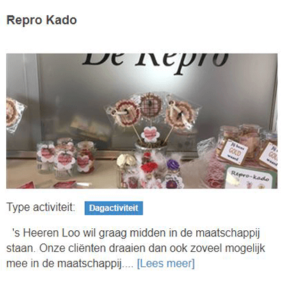 Repro Kado