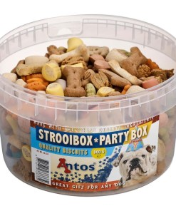 PARTY BOX 900 GR