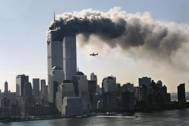 تفجير برجي مركز التجارة العالمي