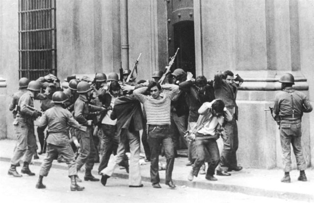 الانقلاب العسكري في تشيلي عام 1973