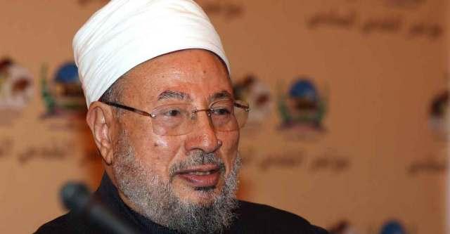 يوسف القرضاوي يوسف القرضاوي رئيس الاتحاد العالمي لعلماء المسلمين سابقا
