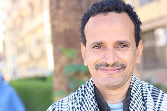 الكاتب محمد السانوسى العبادي
