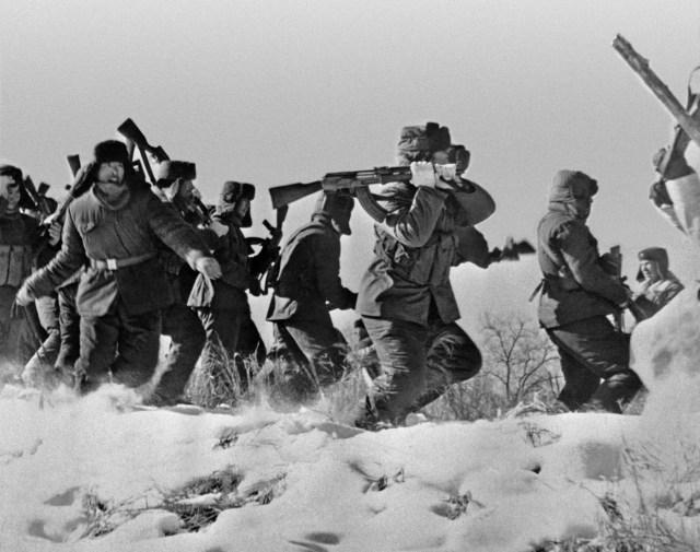 الصراع الحدودي بين الصين والاتحاد السوفيتي 1969