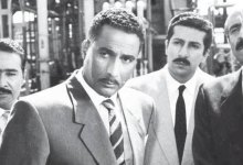 أحمد زكي من فيلم ناصر 56