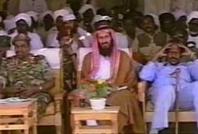 أسامة بن لادن في السودان