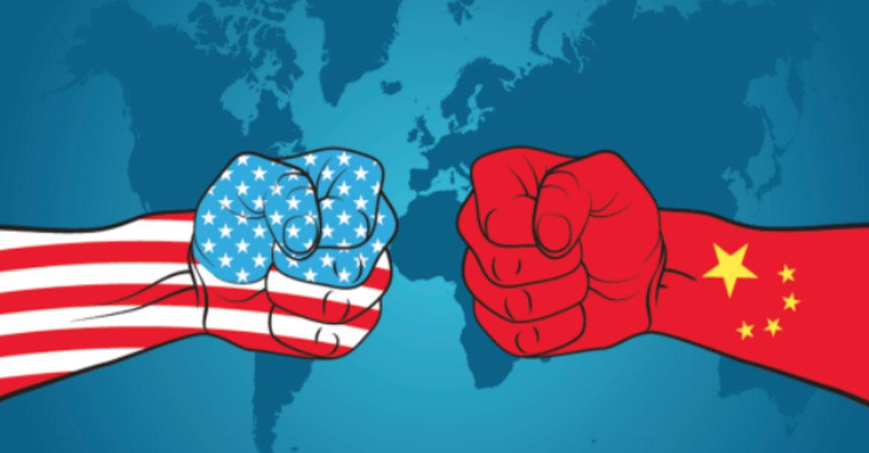 الصراع بين أمريكا والصين