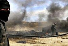 استيلاء داعش على النفط في سوريا