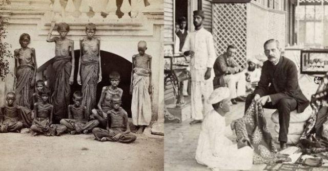الاستعمار البريطاني للهند
