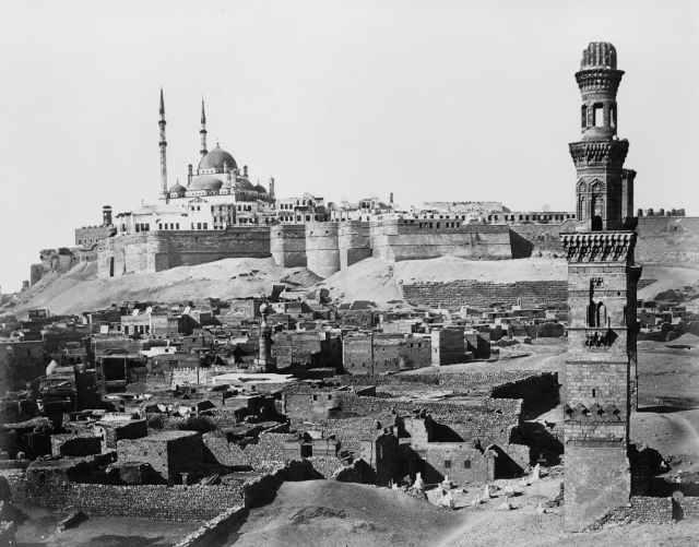 القلعة ومسجد محمد علي