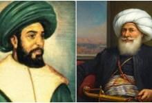 محمد علي باشا وعمر مكرم