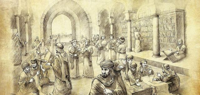 بيت الحكمة في العهد العباسي