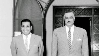 جمال عبد الناصر وهيكل