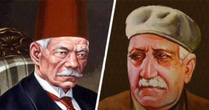 عباس العقاد وسعد زغلول
