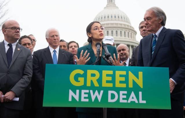 الصفقة الخضراء الجديدة