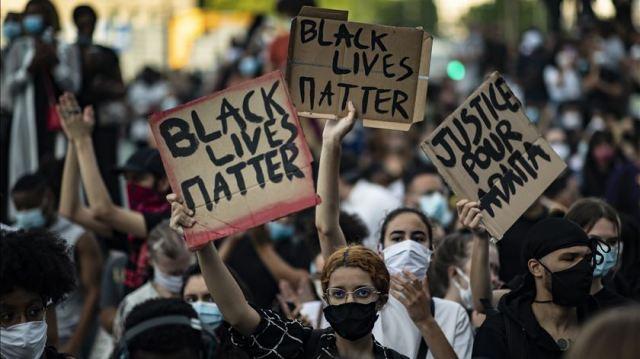 احتجاجات حياة السود مهمة