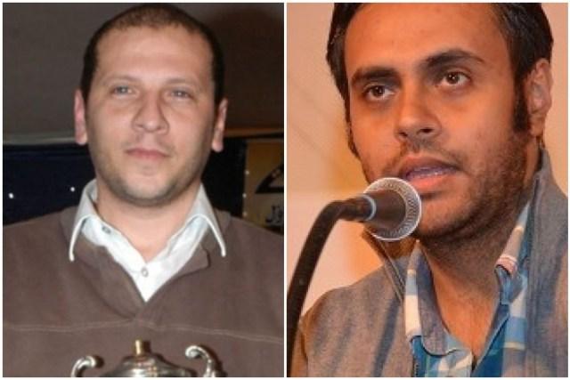 أندرو محسن وناصرعبد الرحمن