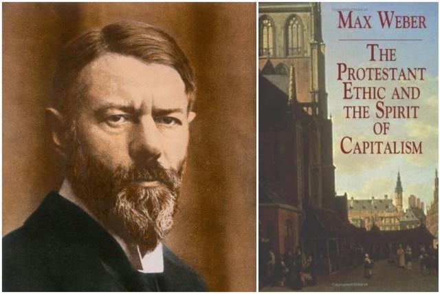 الأخلاق البروتستانتية وروح الرأسمالية
