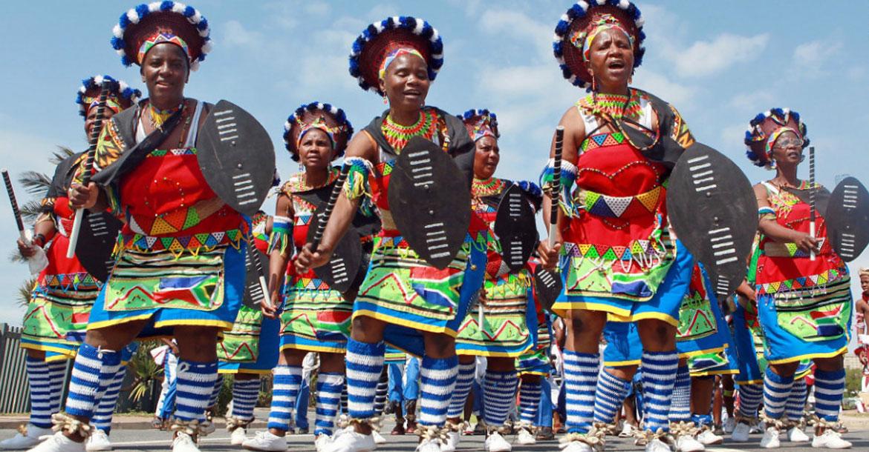 قبائل الزولو