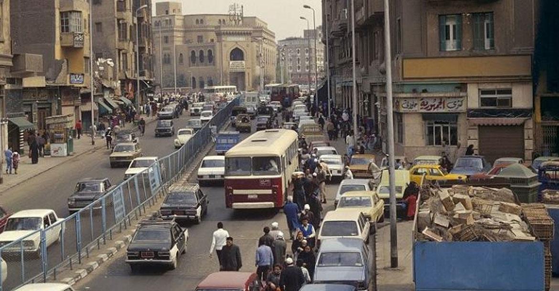 القاهرة في الثمانينات