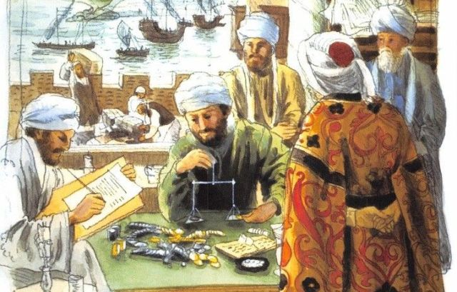 التجارة في الإسلام