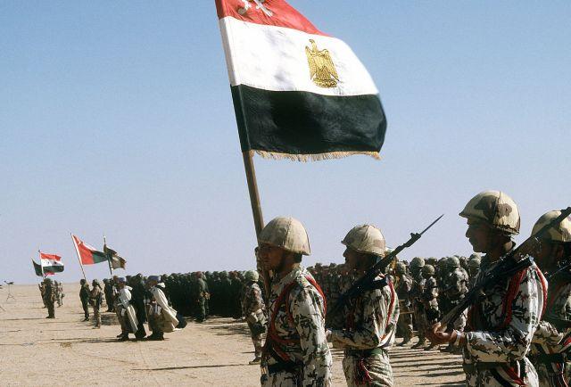 الجيش المصري في حرب تحرير الكويت