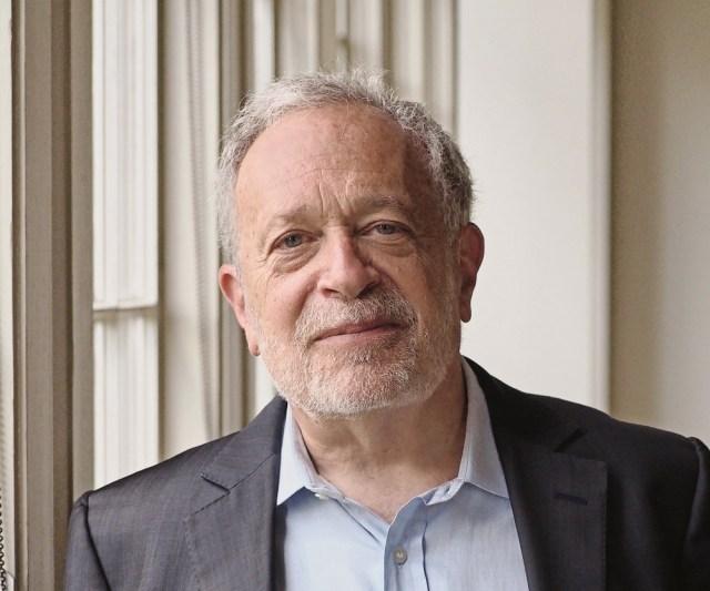 وزير العمل السابق روبرت رايش