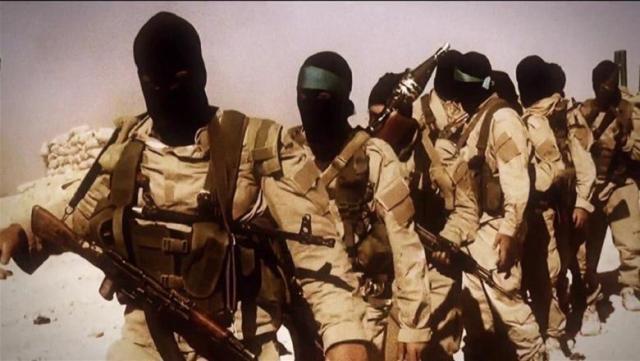 الحركات الإرهابية
