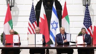 اتفاقات السلام الخليجية الإسرائيلية