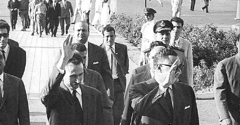 عبد الناصر والجزائر