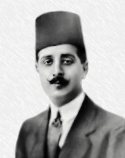 الأديب محمد تيمور