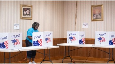 الانتخابات الأمريكية