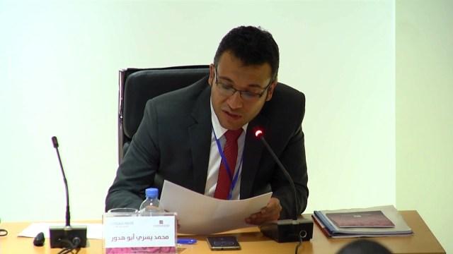 د. محمد يسري أبو هدور الباحث في تاريخ المذاهب الإسلامية