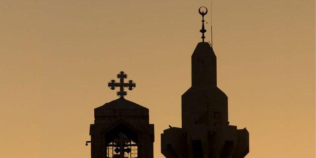 المسيحية والاسلام