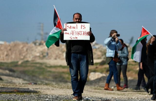 اسرائيل والفصل العنصري