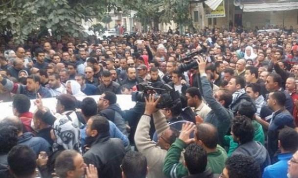 جنازة شيماء الصباغ