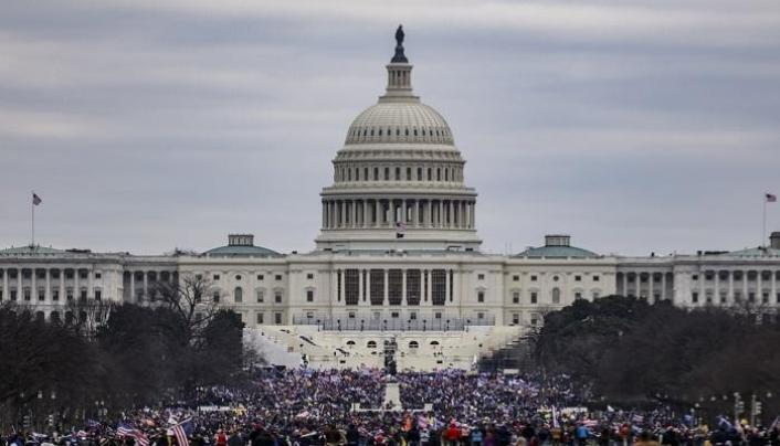 اقتحام الكونجرس