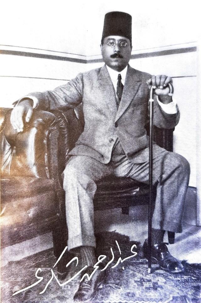 الشاعر عبد الرحمن شكري